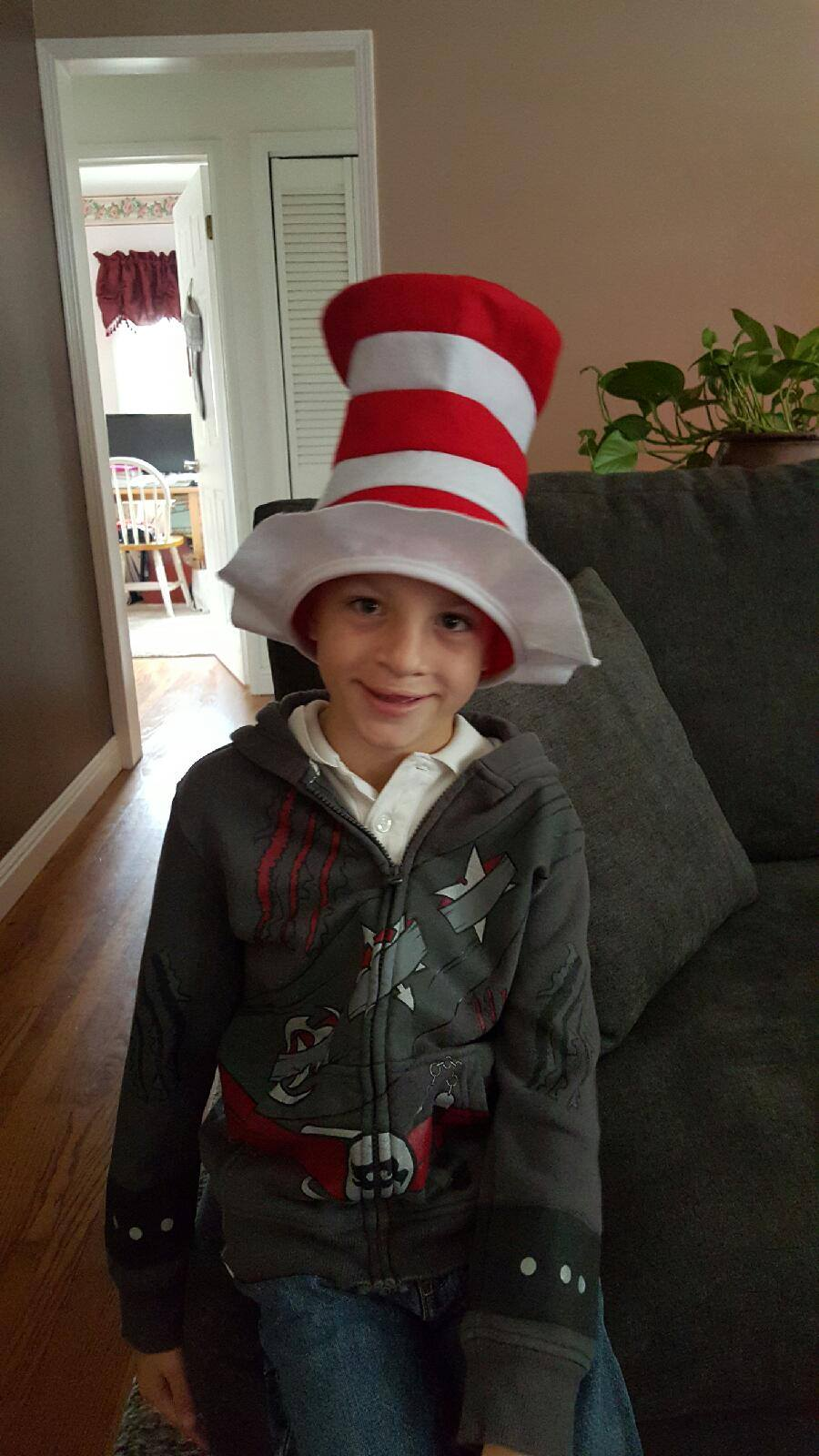 Dr. Seuss Birthday 2016