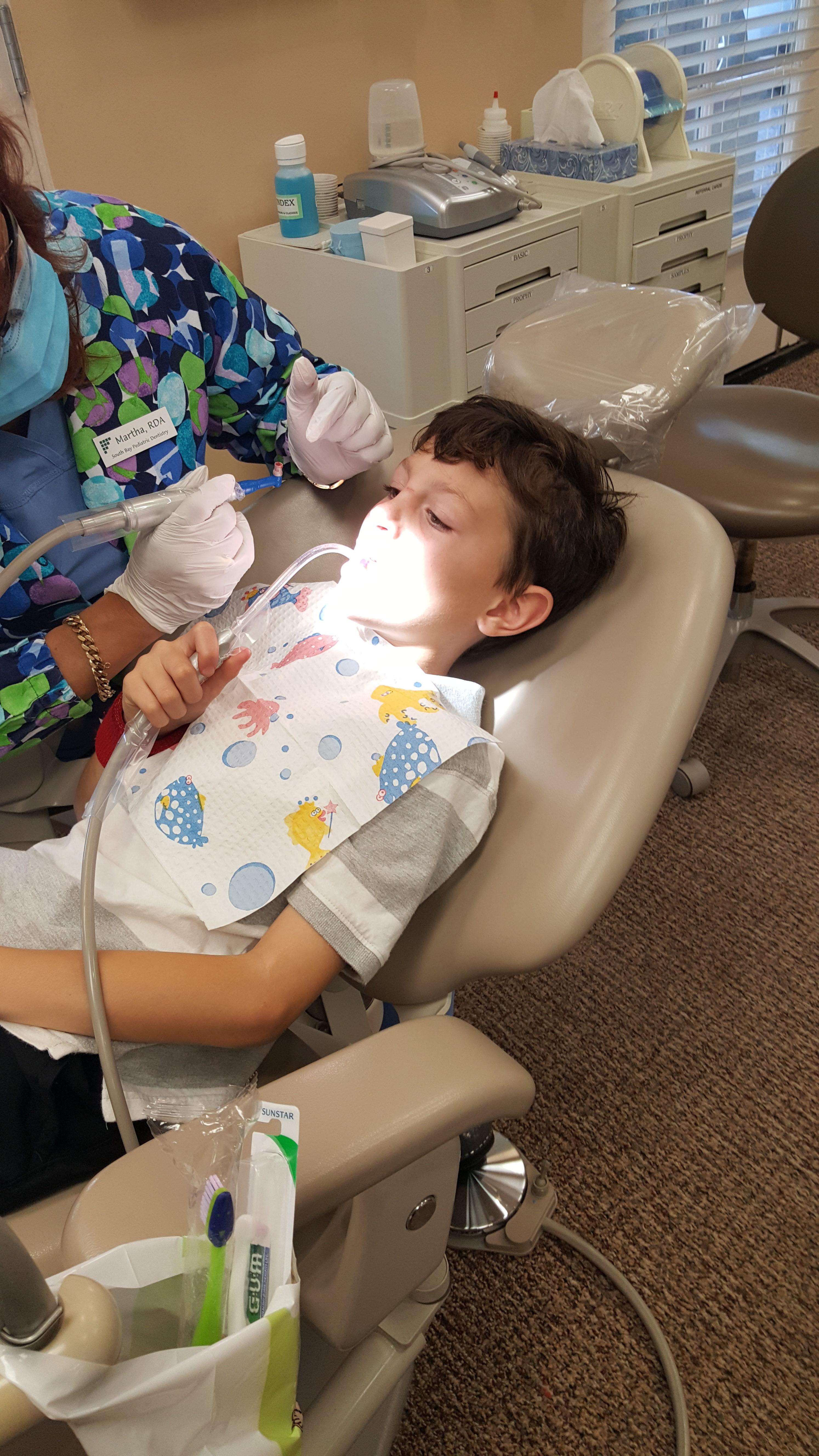 dental exam/panoramic dental x-ray appt